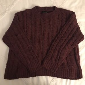 Cozy Woven Sweater